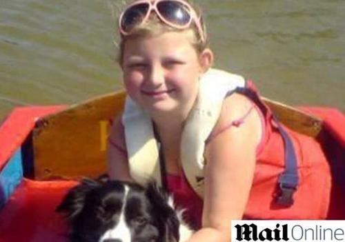 Síndrome rara faz com que uma menina viva como se fosse animal