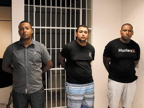 Bando que atacou estrangeiros em van é condenado a 49 anos de prisão