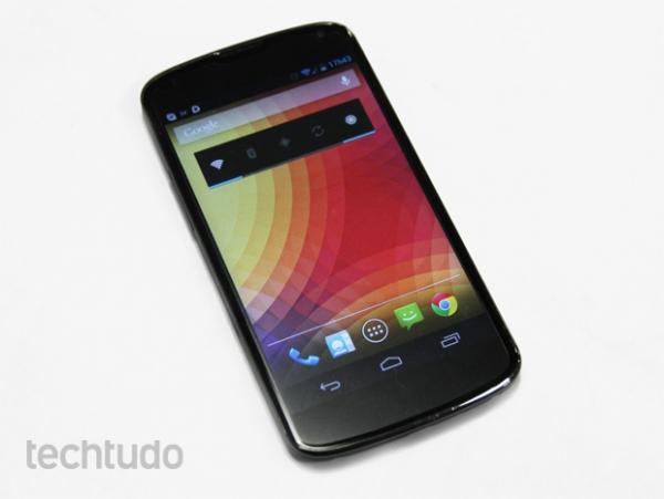 Nexus 5 pode chegar em outubro com preço de Nexus 4 e pelas mãos da LG