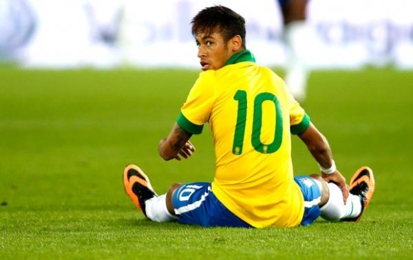 Neymar diz ter recuperado peso e afirma: ?Ninguém sabe a verdade?