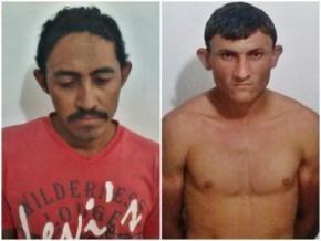 Acusados por assassinato brutal são presos em Simões-PI