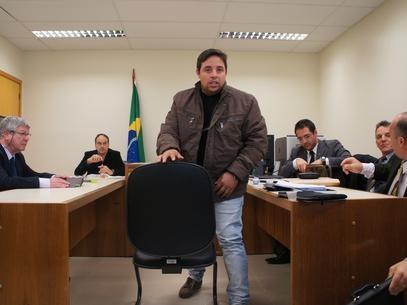Ex-gerente da Boate Kiss depõe em julgamento de acusados no RS