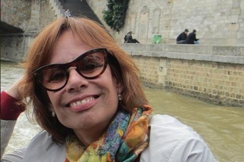 Repórter da Globo Sandra Moreyra anuncia que está com câncer, nas redes sociais