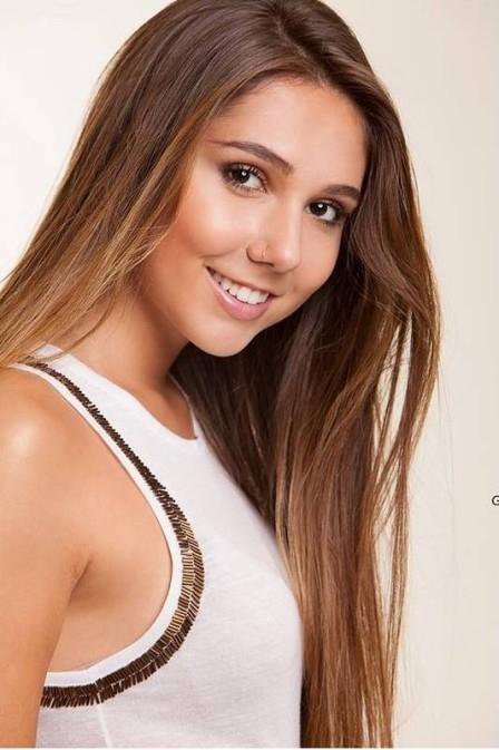 Carolina Portaluppi, filha de Renato Gaúcho, cobra R$ 6 mil para participar de eventos
