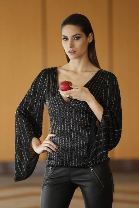 Fernanda Machado, vilã de ?Amor à vida?, desperta desejo da ?Playboy?, mas avisa: ?Não tem nada firmado ainda?
