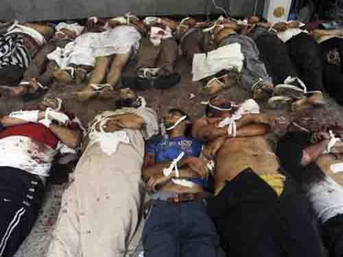 Ação de militares foi o mais grave massacre da história moderna do Egito