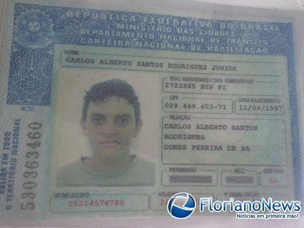 Homem é encontrado morto com perfuração à bala em Barão de Grajaú