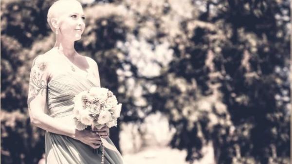 Com apenas 6 meses de vida, paciente de câncer tem casamento dos sonhos