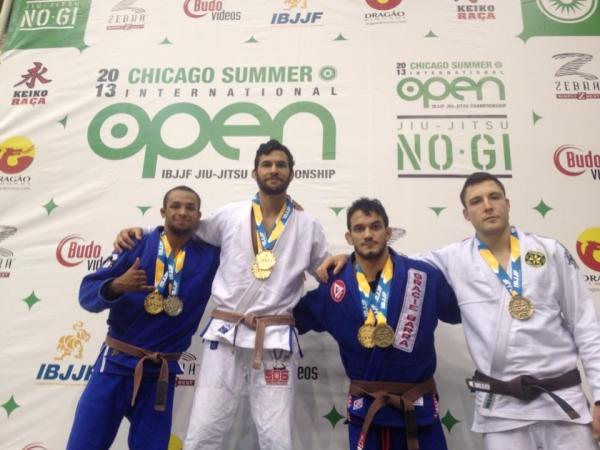 Atleta Piauiense se destaqua mais uma vez em torneios internacionais