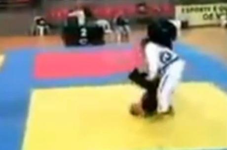 Adolescente de 15 anos pode ficar tetraplégico após receber golpe de jiu-jitsu