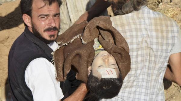 ?Vítimas pareciam dormir, mas estavam mortas?, diz sobrevivente de ataque químico na Síria