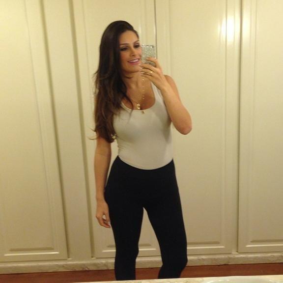 Natália Guimarães perde 18 quilos após dar à luz as gêmeas Maya e Kiara