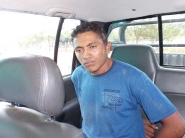 Preso homem acusado de estuprar e espancar menina de 10 anos