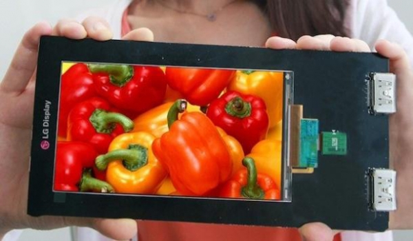 LG quebra recorde de resolução em smartphones com nova tela Quad HD