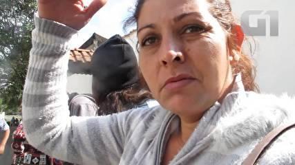 Eletricista de obra agradeceu a Deus por sair de escombros, diz mulher