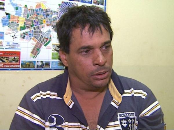Ex-jogador foragido é preso com trator roubado na Anhanguera