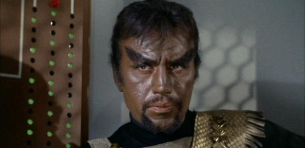 Ator que interpretou Klingon original de