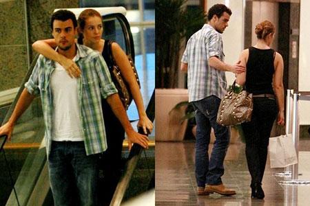 Paolla Oliveira e Joaquim Lopes passam por crise na relação