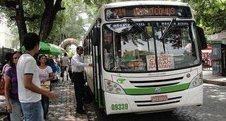 Transporte coletivo está entre piores serviços de Teresina