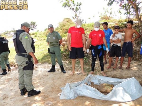 Corpo é encontrado por pescadores no Rio Parnaíba
