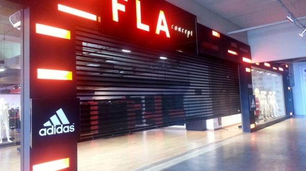 Loja do Flamengo na sede da Gávea é assaltada por homens armados