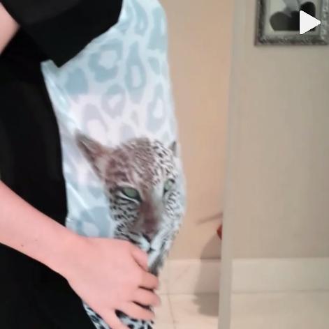Marido de Ana Hickmann posta foto da barriguinha de 3 meses de gravidez