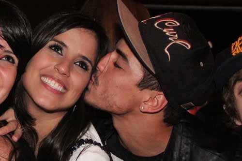 Camila Camargo, irmã da cantora Wanessa assume afair com ator