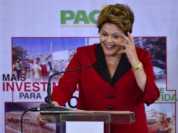 Dilma fará aparições em programas de TV para recuperar a popularidade