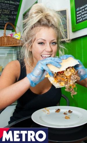 Loja lança sanduíche com mais picancia que spray de pimenta