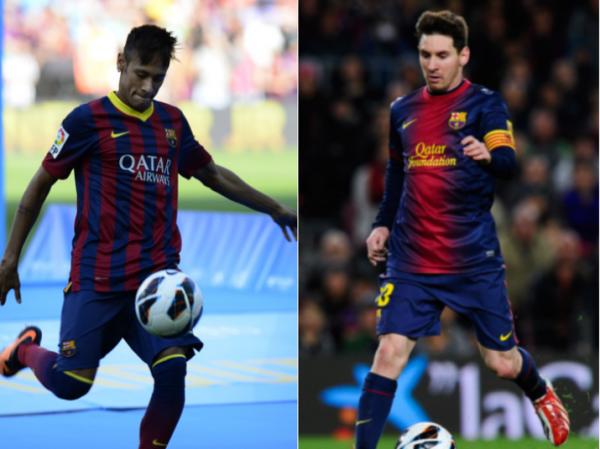 Barcelona separa Neymar e Messi para eventos na Tailândia