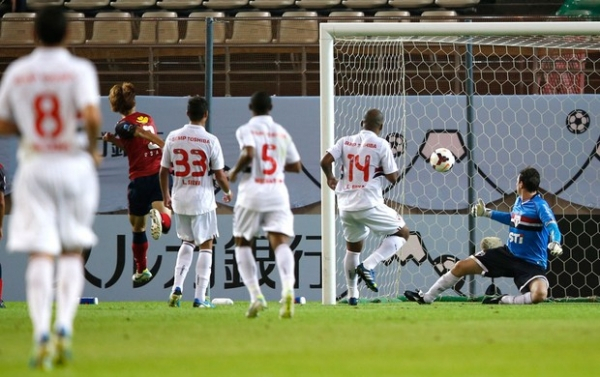 São Paulo reage, mas leva gol nos acréscimos e fica sem o título da Copa Suruga