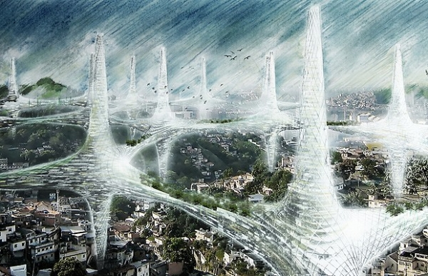 Arquitetos projetam o Rio em 100 anos com especulação e áreas subterrâneas