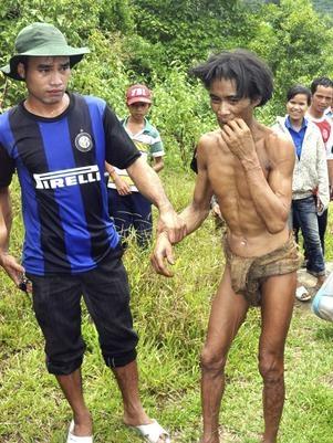Pai e filho desaparecidos há 40 anos são encontrados vivendo em floresta
