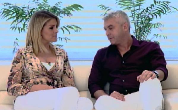 Record faz mistério com motivo do choro de marido de Ana Hickmann em programa