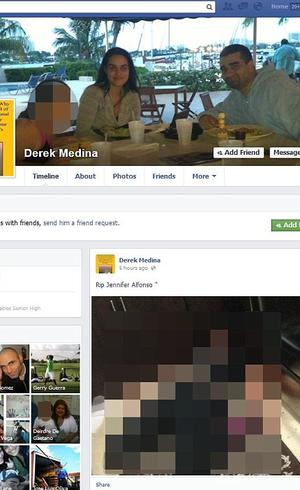 Ator mata mulher, confessa crime e posta foto do cadáver no Facebook nos Estados Unidos