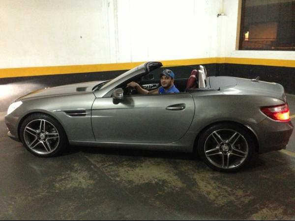 Depois de carro de R$ 240 mil, Bambam mostra novo brinquedinho de R$ 80 mil