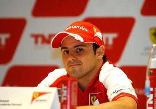 Chefe da Lottus confirma a uma rádio interesse em contratar Felipe Massa