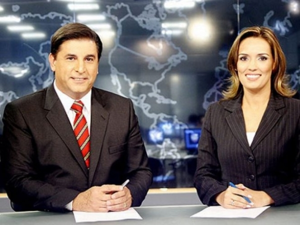 Carlos Nascimento se afasta do
