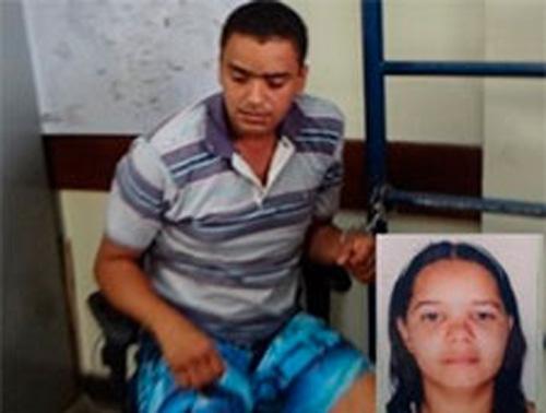 Ex-companheiro confessa ter matado estudante estrangulada em uma Feira