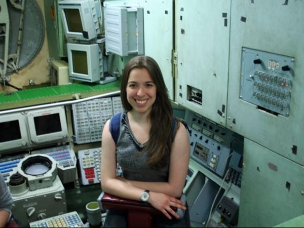 Paulista faz engenharia aeroespacial na Rússia e quer se tornar astronauta