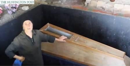 Mulher conserva corpo do filho como múmia há 18 anos, na Geórgia