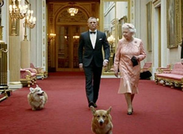 Cães da rainha Elizabeth II comem lombo de bezerro feito por chef
