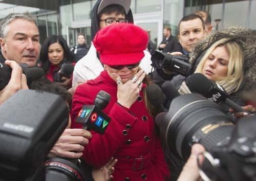 Canadense entra na Justiça, mas perde guarda de
