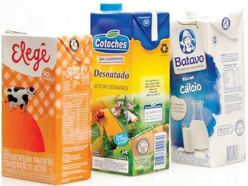 Consumidor brasileiro desconhece quem fabrica o leite que chega à mesa