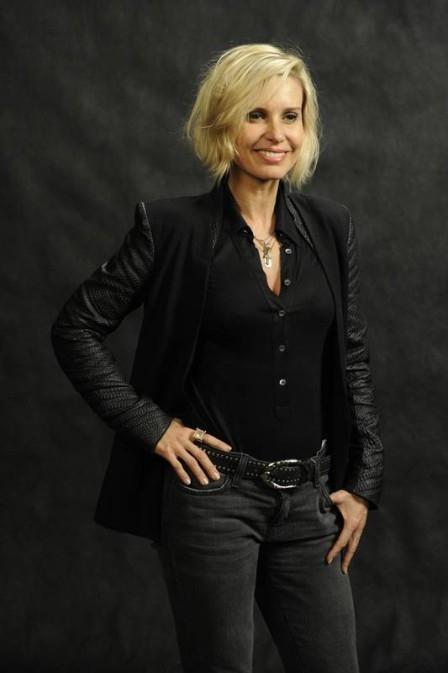 Paula Burlamaqui, de ?Joia rara?, faz terapia para lidar com envelhecimento