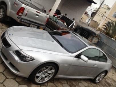 BMW com apenas 6 unidades no Brasil é apreendida pela polícia