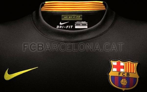 Com Neymar de modelo, Barça apresenta nova terceira camisa