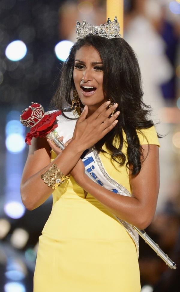 Miss Estados Unidos perdeu 28 quilos para entrar em concurso de beleza