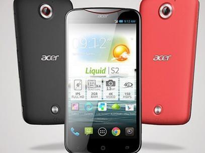 Acer anuncia primeiro smartphone com câmera de vídeo 4K