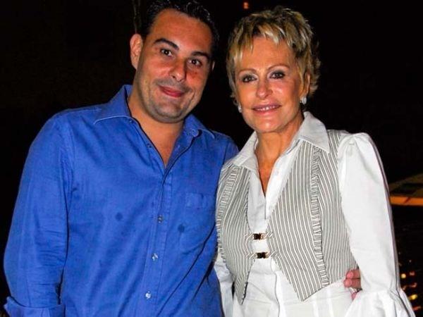 Marido de Ana Maria Braga engata affair com outra mulher, diz jornal